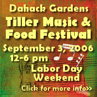 Tiller Music and Food Festival